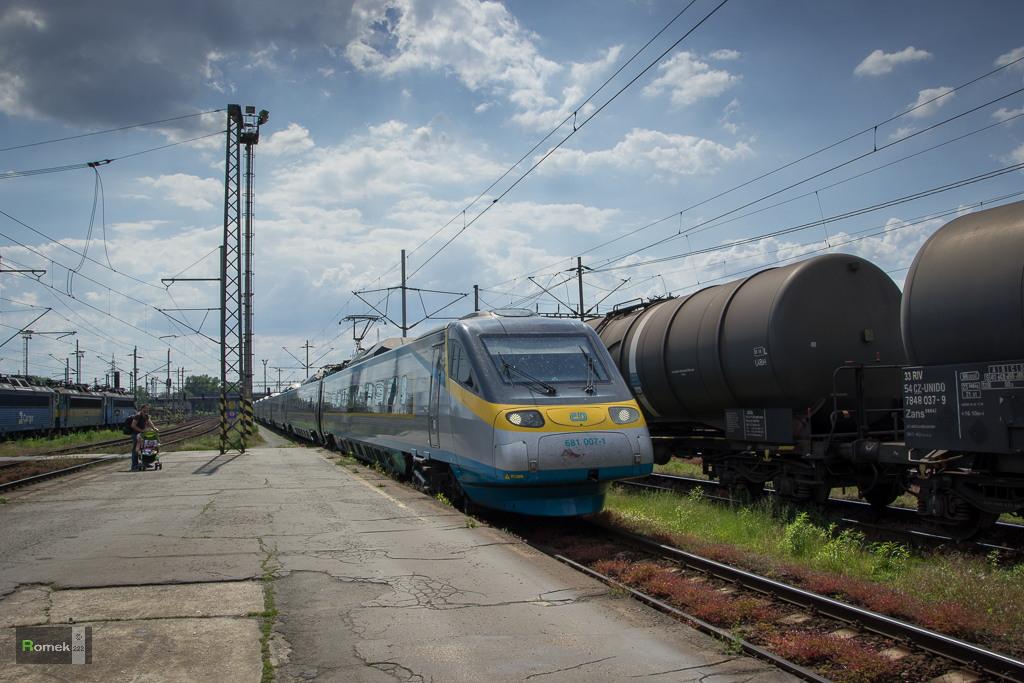681 007-1 Ćd Ostrawa Czechy