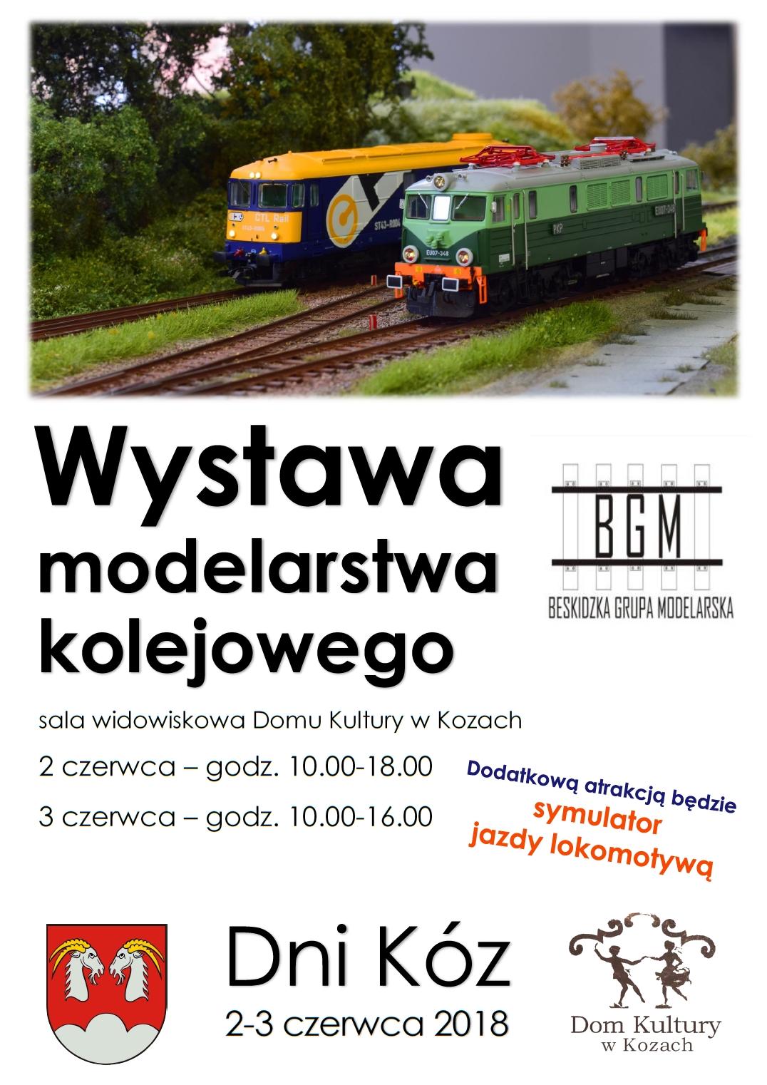 Plakat Dni Kóz 2018